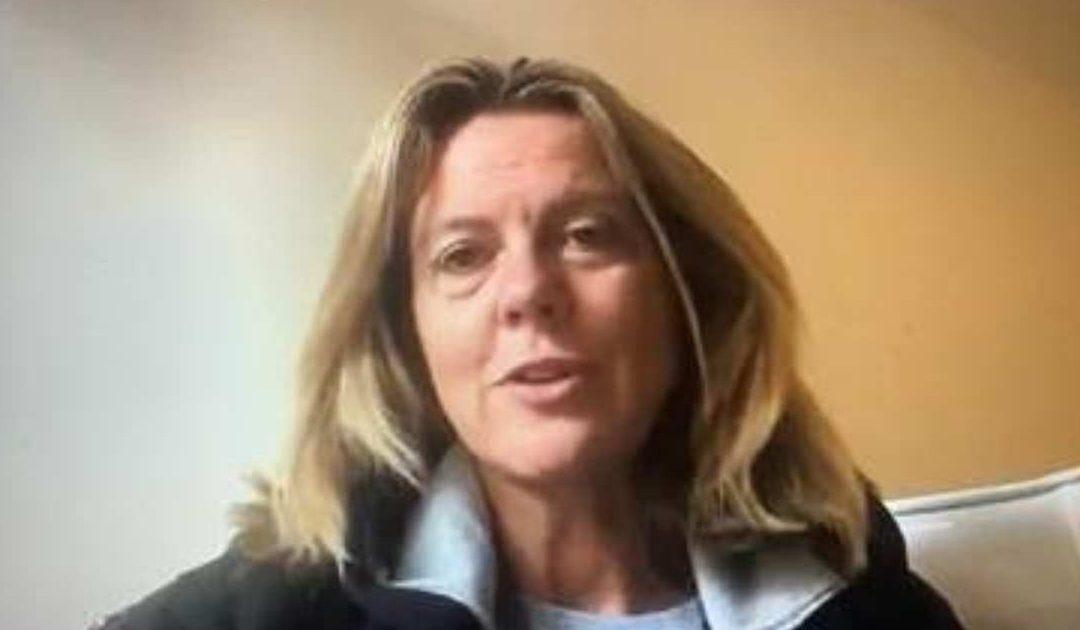La deputata Beatrice Lorenzin