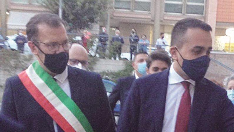 Di Maio: a Matera il G20 esteri, e sull'elezione di Bennardi: «Vinciamo quando dialoghiamo con altri»