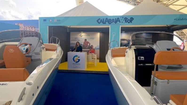 La Regione Calabria al Salone nautico di Genova
