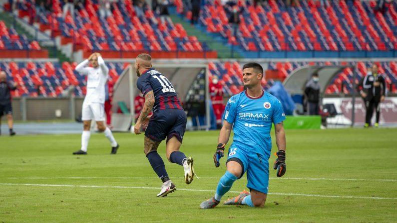 Calcio, serie B: tra Cosenza e Cittadella finisce 1-1