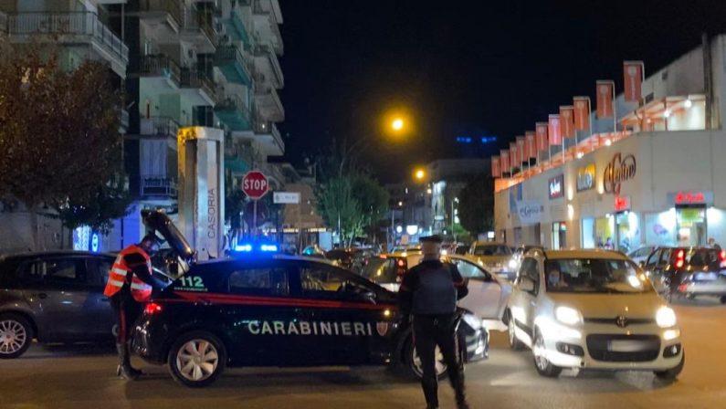 Casoria e Cardito, controlli a tappeto dei carabinieri, due persone denunciate