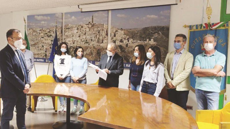 Matera, la giunta Bennardi prende forma: tre deleghe importanti riservate a donne