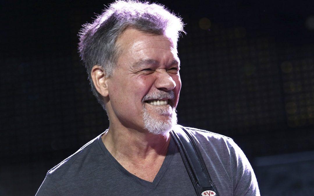 Il chitarrista Eddie Van Halen morto all'età di 65 anni
