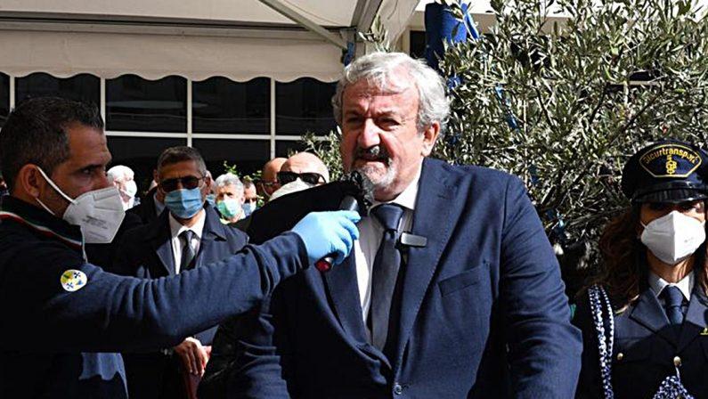 Morte di Jole Santelli, Emiliano: «Hai messo la tua vita al servizio della Calabria e dell'Italia»