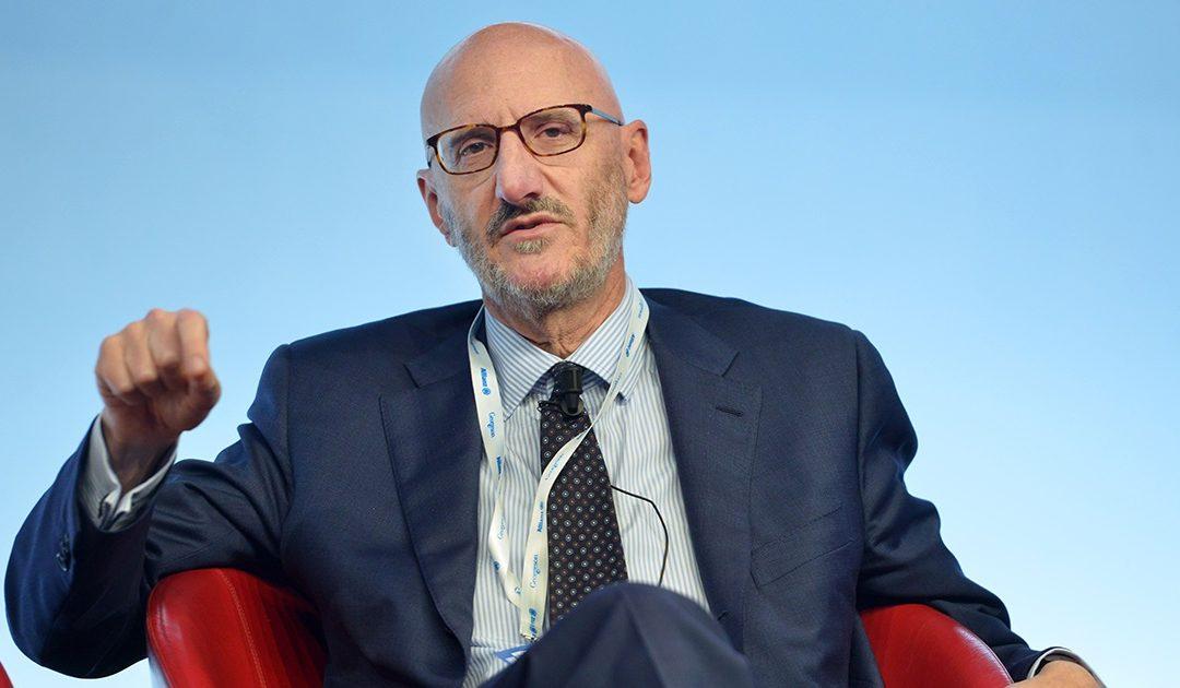 Il neo presidente di Alitalia Francesco Caio
