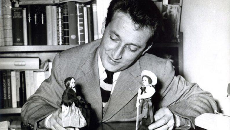 Cento anni fa la nascita di Gianni Rodari, l'uomo che cambiò la fantasia