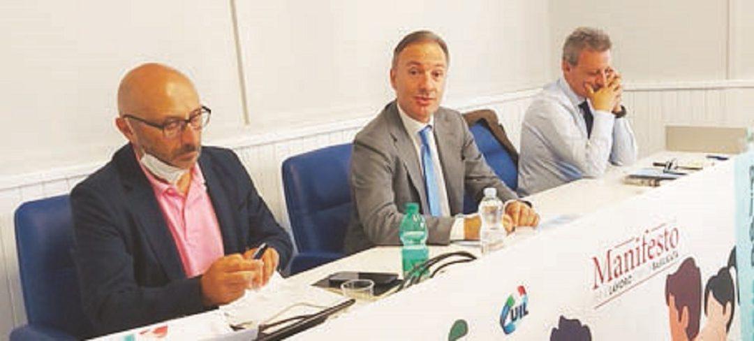 Enrico Gambardella, Vincenzo Tortorelli e Angelo Summa