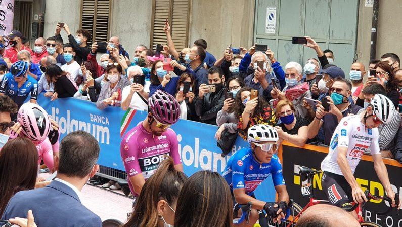 Morte di Jole Santelli, un minuto di silenzio al Giro d'Italia