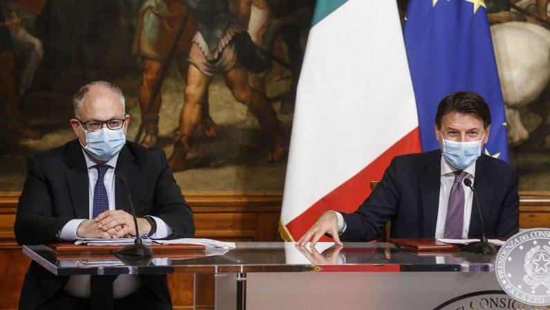 Ristori quater, a Lombardia e Piemonte gli stessi soldi di tutto il Mezzogiorno
