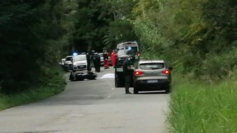 Incidente stradale nel Vibonese, muore un poliziotto 58enne