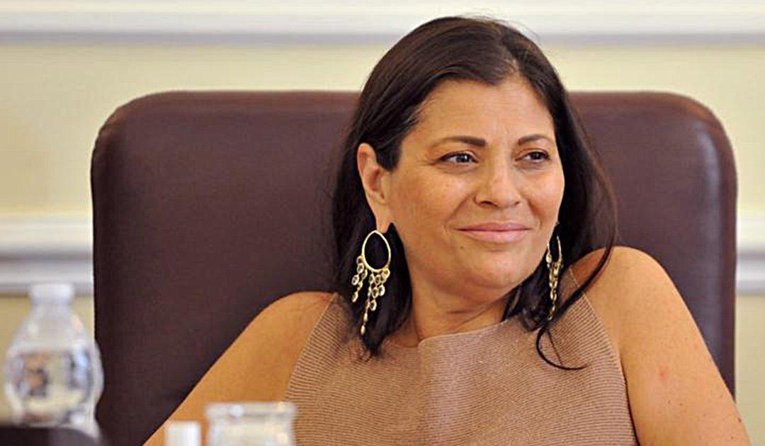 Il compianto presidente della Regione Calabria Jole Santelli
