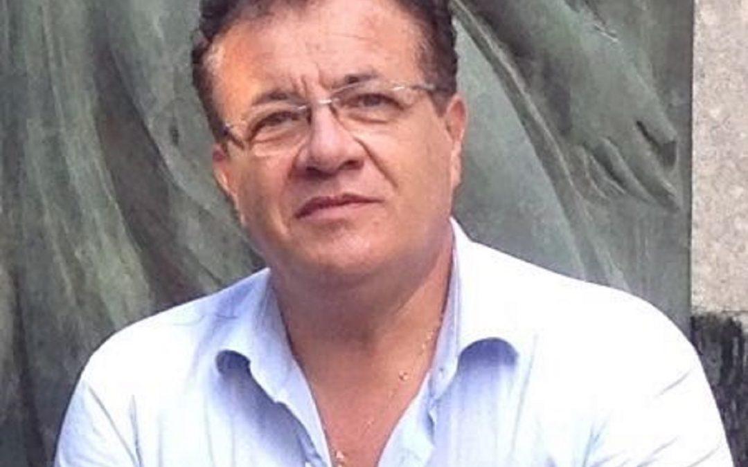 Il consigliere regionale Marcello Anastasi