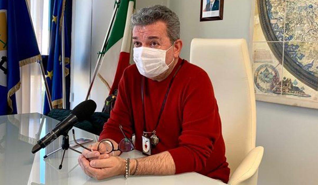 Il presidente facente funzioni della giunta regionale Nino Spirlì