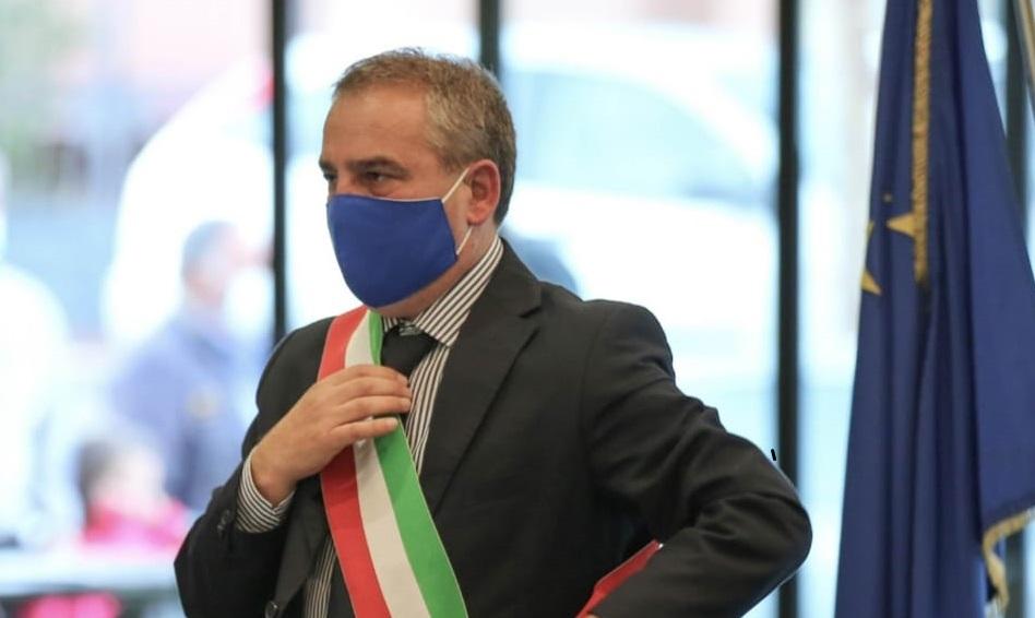 Il sindaco Pietrantonio Cristofaro