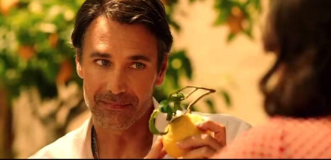 Raoul Bova nel cortometraggio Calabria terra mia