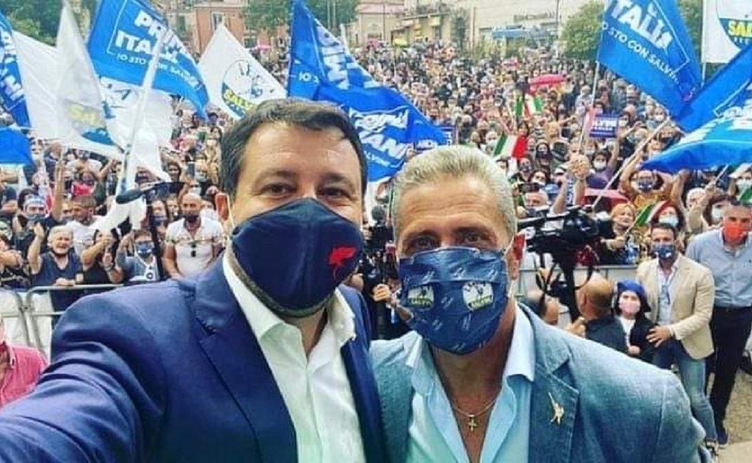 """Biasi, primo sindaco della Lega in Calabria: """"E' una cosa che mi inorgoglisce"""""""