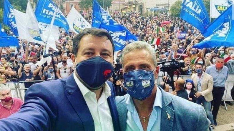 Saccomano nuovo responsabile della Lega in Calabria, Biasi nella segreteria nazionale