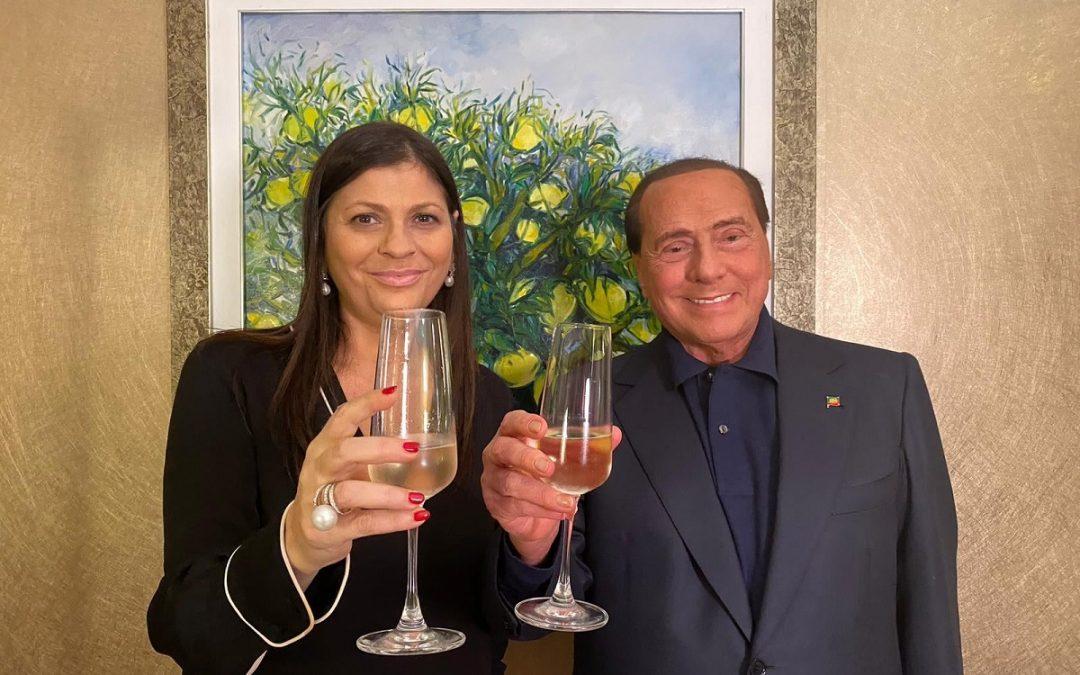 """Berlusconi: """"Jole Santelli lascia un vuoto incolmabile, non aveva paura di nulla"""""""