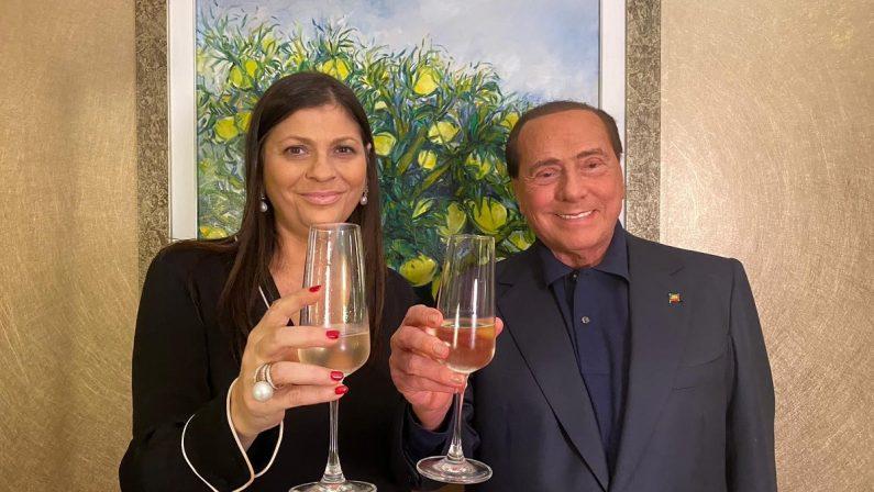 Giornata della donna, Silvio Berlusconi ricorda Jole Santelli