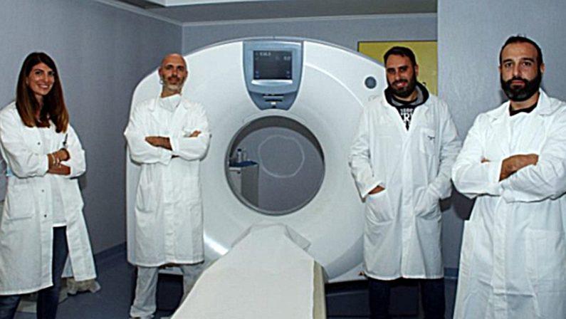 """Un biologo calabrese nel team del dott. Guerrisi che si aggiudica il """"Grant Giovani Ricercatori 2019"""" per il progetto di Radiogenomica"""