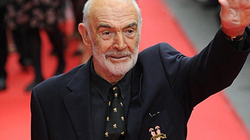 Muore a 90 anni Sean Connery, protagonista di mezzo secolo di cinema mondiale