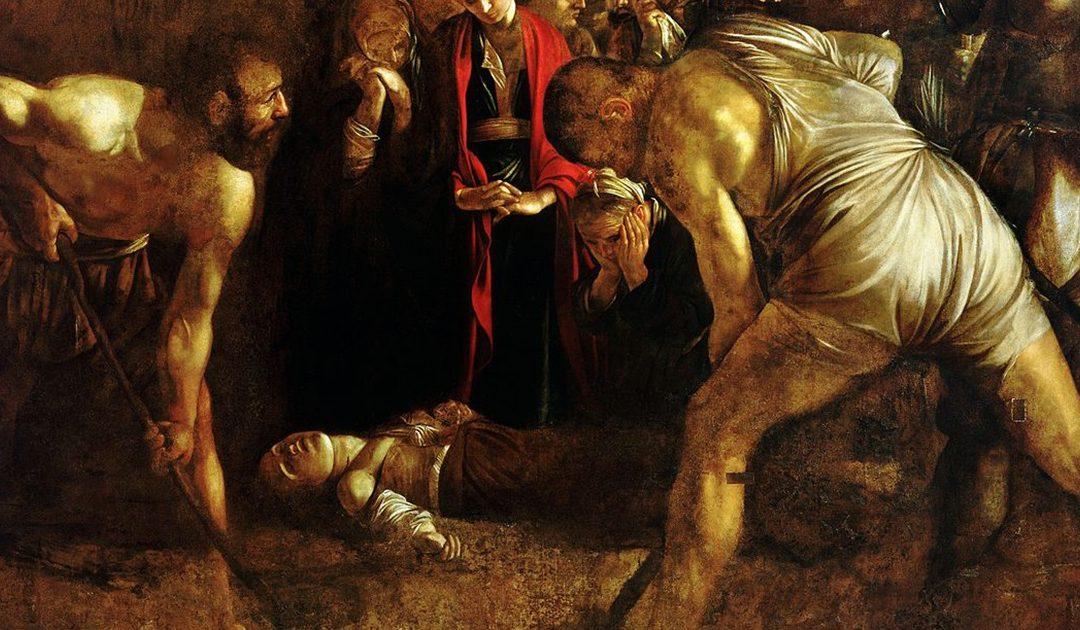 Il seppellimento di Santa Lucia tra ragli di asini e belati di capre