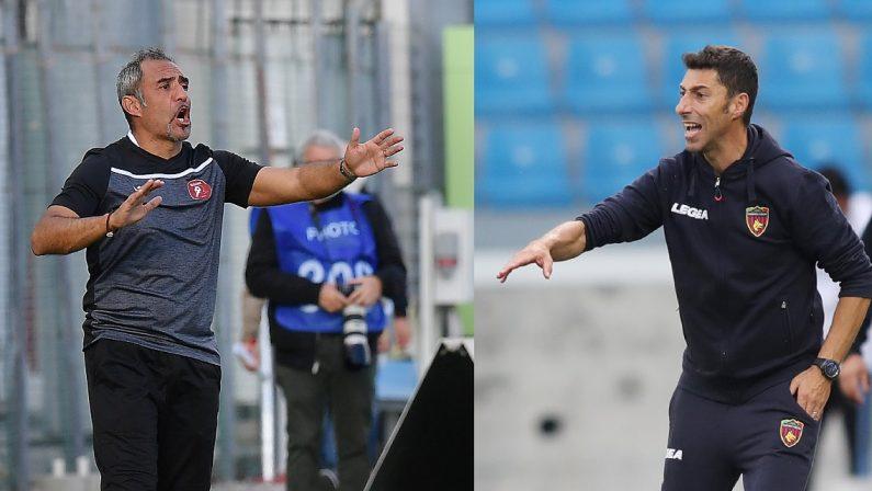 """Toscano-Occhiuzzi, amici contro in Reggina-Cosenza: """"Abbiamo condiviso anni fantastici ma in campo saremo avversari"""""""