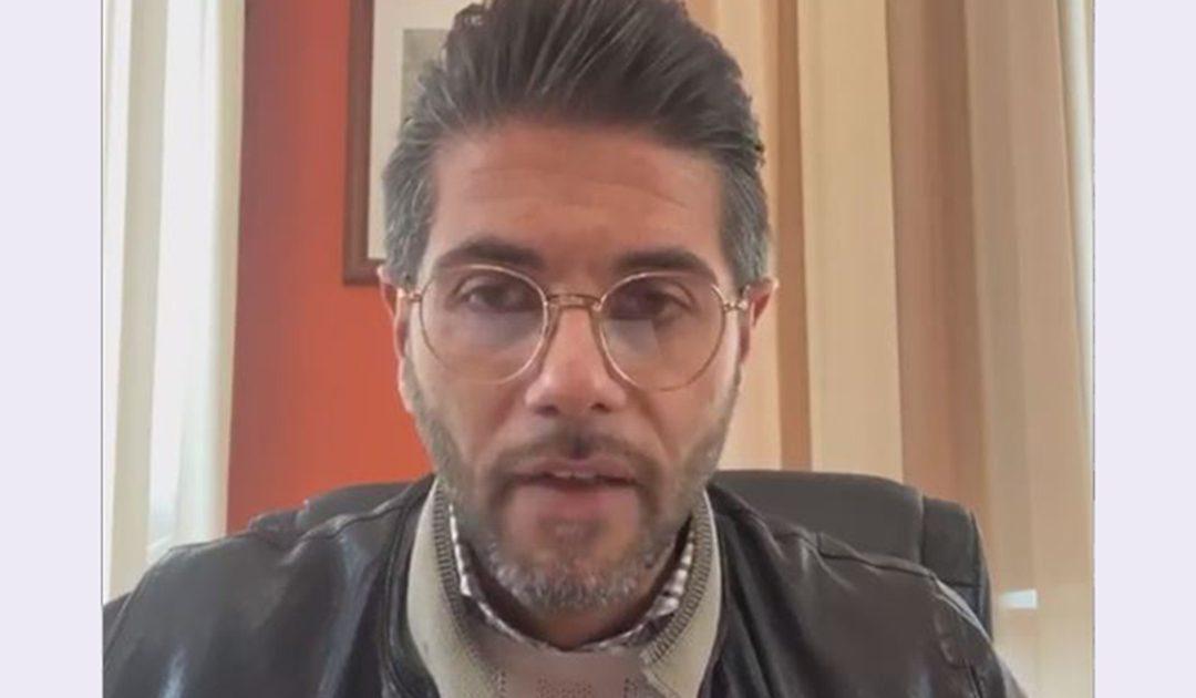 Il sindaco Vitaliano Papillo