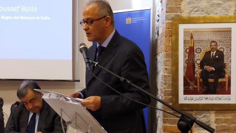 Vibo Valentia, l'ambasciatore del Marocco in visita il 16 ottobre