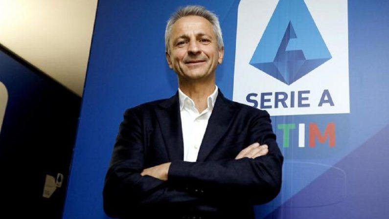 Coronavirus in Italia, positivo il presidente della Lega di Serie A Dal Pino. Gravina (Figc) in isolamento