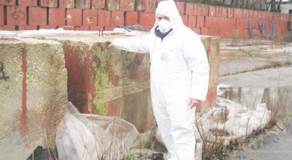 Isochimica killer: muore il 31esimo ex operaio