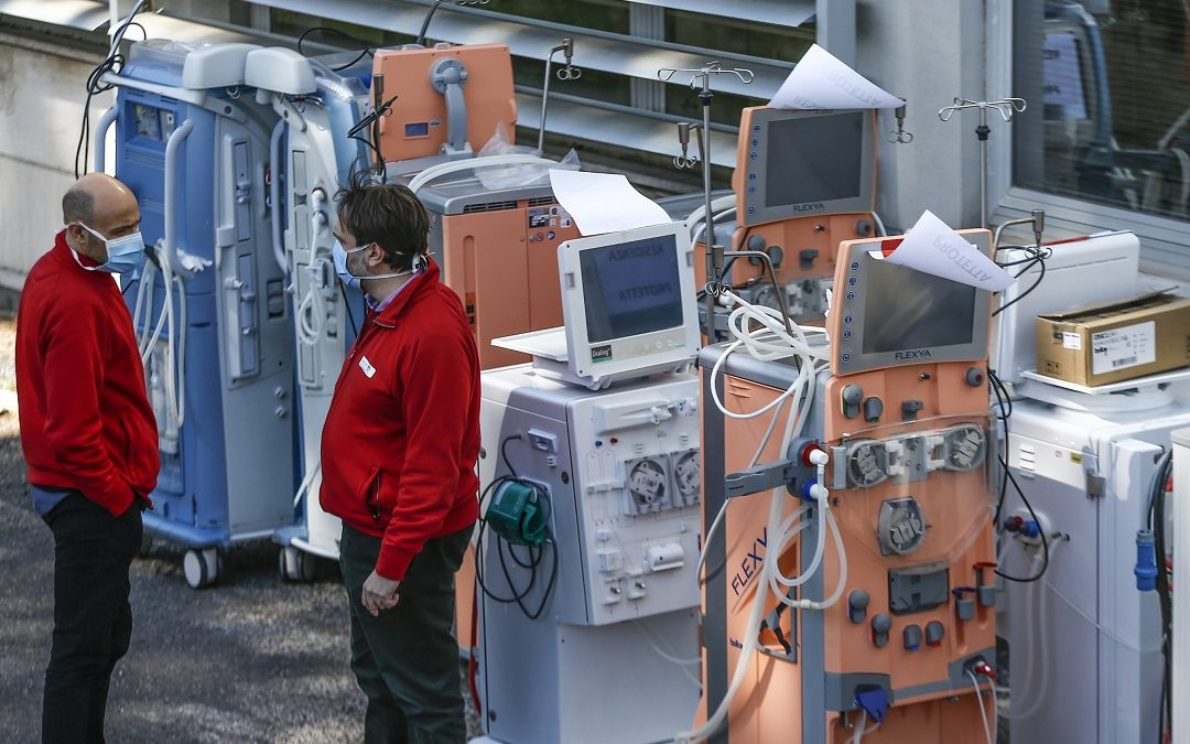 Coronavirus in Italia, 40.902 nuovi casi e 550 vittime in 24 ore