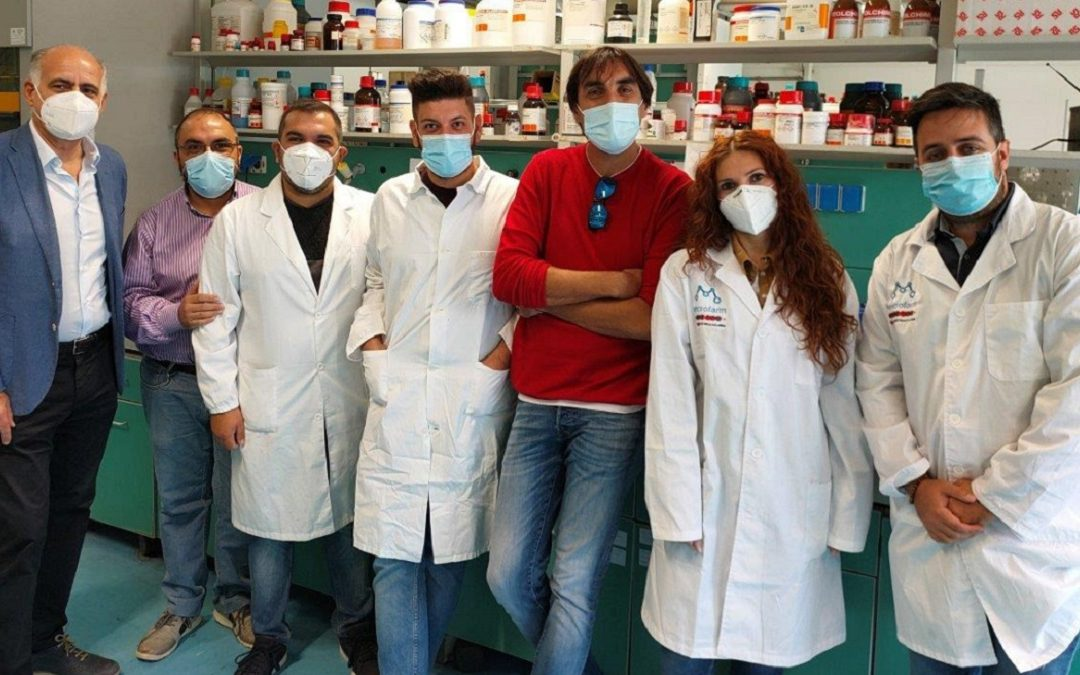 I ricercatori calabresi