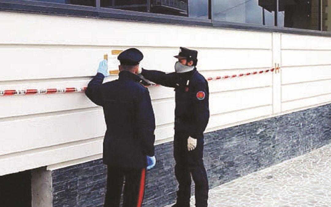 Il sequestro eseguito la scorsa estate dai carabinieri