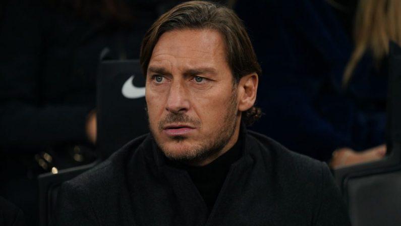 Francesco Totti è positivo al coronavirus ed è in isolamento