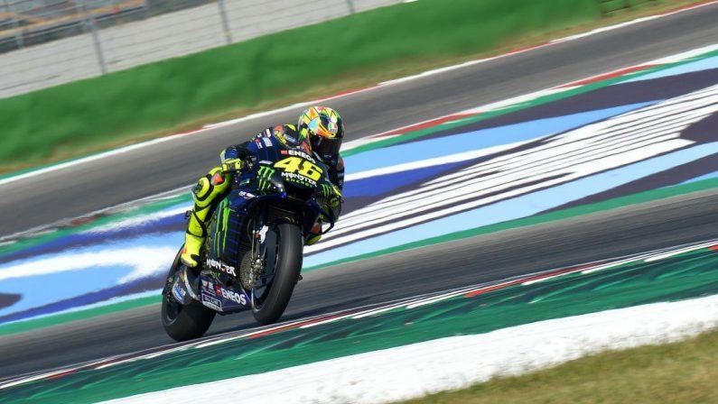 Motomondiale, Valentino Rossi resta positivo al Covid ma spera ancora per Valencia