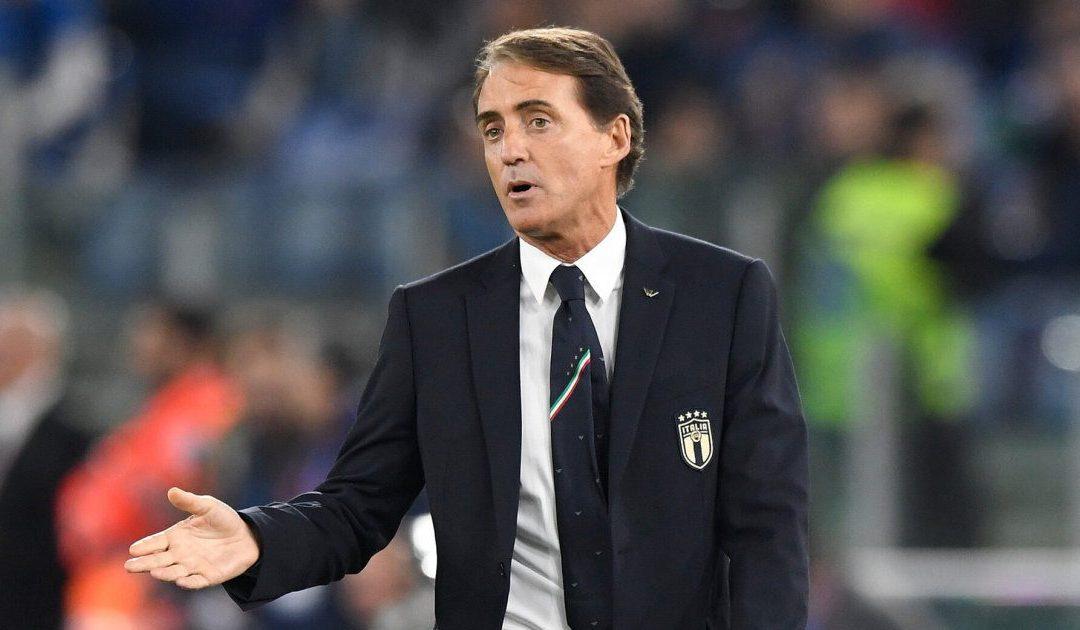 Nazionale, il ct Roberto Mancini risultato positivo al coronavirus