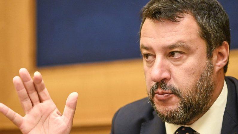 """Fisco, la Lega propone la riforma dell'Iva, Salvini """"Rilanciare i consumi"""""""