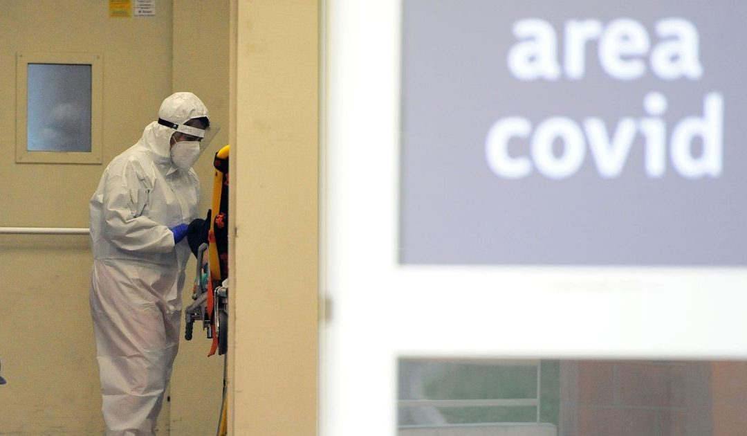 Coronavirus in Italia, altri 33.979 nuovi casi e 546 vittime nelle ultime 24 ore