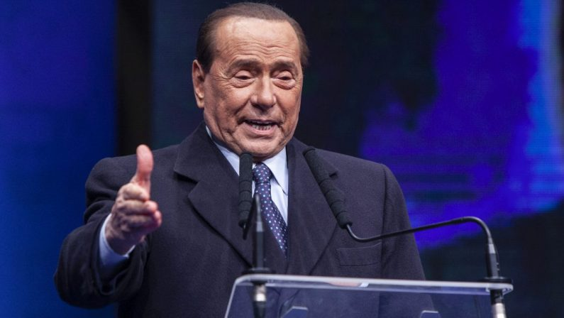Silvio Berlusconi: «Una maggioranza diversa è impossibile»