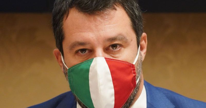 Centrodestra, Matteo Salvini serra i ranghi: «Non è il momento di inutili divisioni»