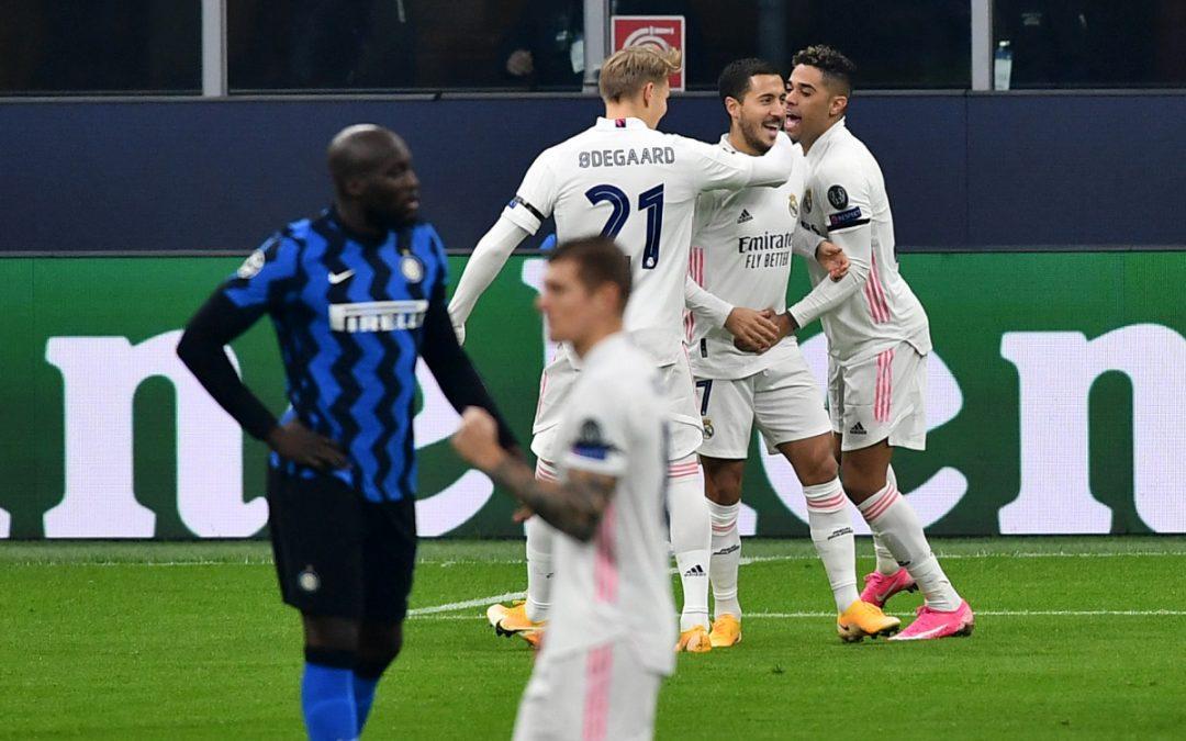 Champions, il Real vince a San Siro e inguaia l'Inter