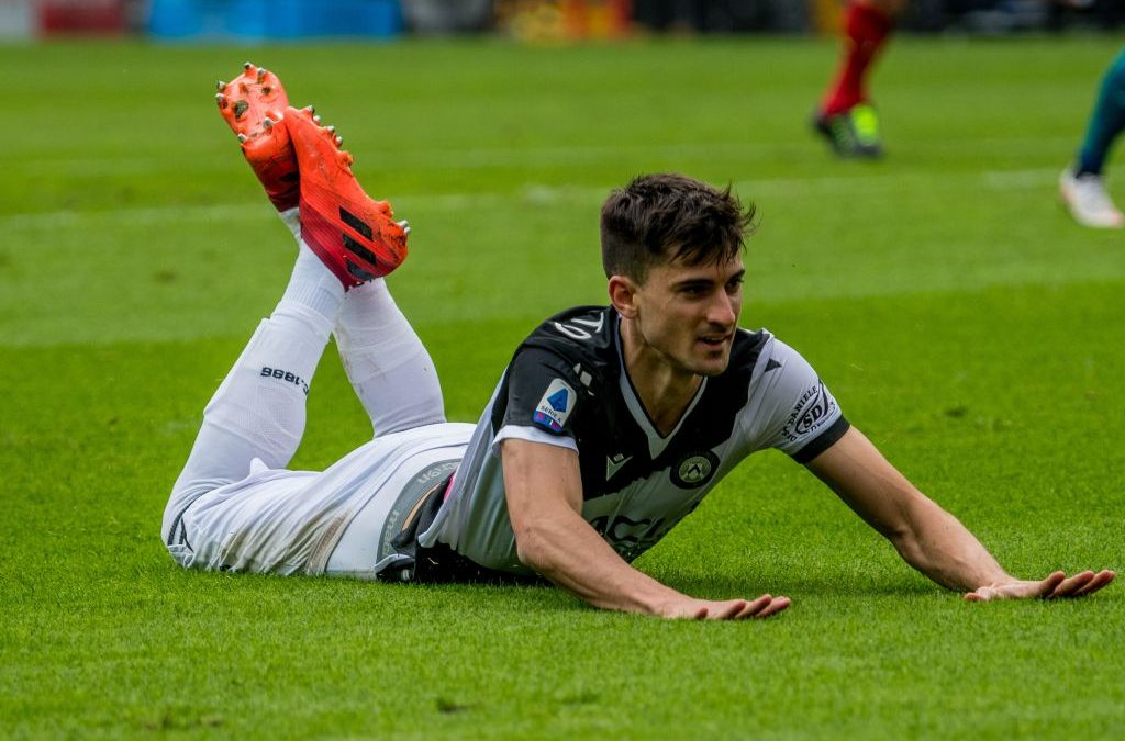 Lazio ko all'Olimpico, l'Udinese vince 3-1