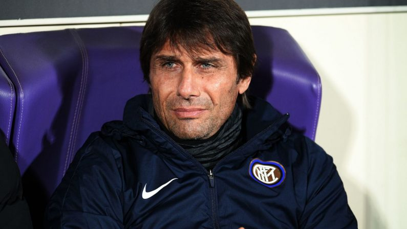 """Conte """"Battere il Borussia per restare in vita in Champions"""""""