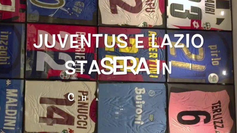 Il pallone racconta… Stasera Juve e Lazio in Champions
