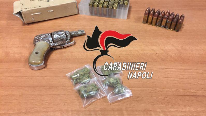 Lotta al traffico di armi da fuoco, in due settimane sequestrate 10 pistole e centinaia di munizioni