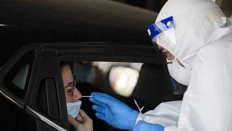 Coronavirus in Italia: ricoveri in calo e tasso di positività stabile, aumentano i decessi