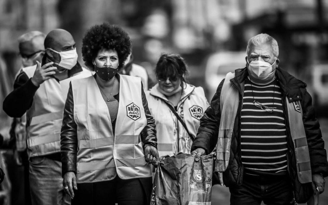 Acli Napoli, un piano straordinario di sostegno ai senza fissa dimora