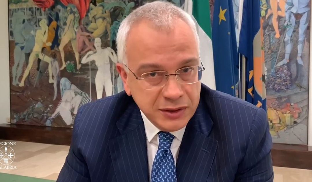Francesco Talarico, ex assessore regionale al Bilancio