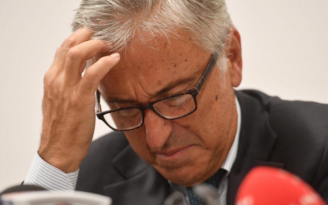 L'ex Ad di Aspi Giovanni Castellucci